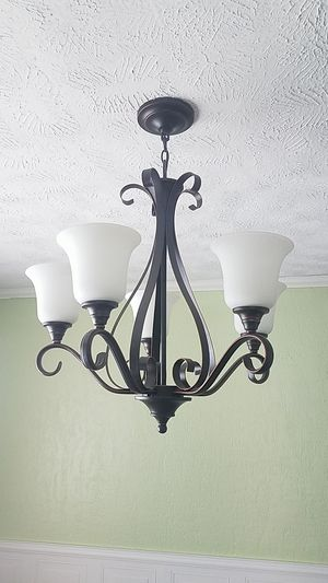 Brown Chandelier for Sale in Cleveland, OH