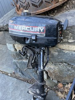 Mercury 2.5 outboard engine for Sale in Ossining,  NY