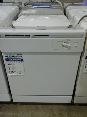 White Hotpoint dishwasher for Sale in Sheridan, CO