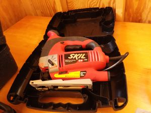SKIL #4580 - JIGSAW - (see description) for Sale in Schuyler, VA