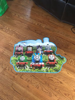 Thomas & Friends original puzzle Used 24 large pieces for Sale in Suwanee, GA