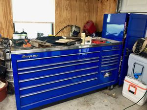 """Snap on tool box """"new account """" for Sale in San Antonio, TX"""