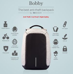 XD Design Antitheft Laptop Backpack for Sale in Stockton, CA