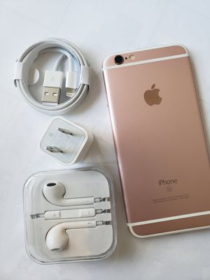 iPhone 6S , UNLOCKED for All Company Carrier , Excellent Condition like New for Sale in Springfield, VA