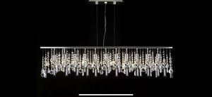 Modern crystal chandelier for Sale in Columbus, OH