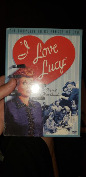 I love Lucy season 3 for Sale in Fontana, CA