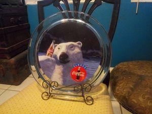 "Polar Bear Platter 13"" Collectible Coca-Cola for Sale in Riverside, CA"