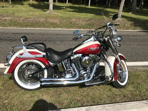 2013 Harley Davidson Softail Deluxe for Sale in Puyallup, WA