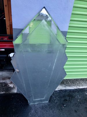 Super cool wall mirror 20x50 home decor for Sale in Davie, FL