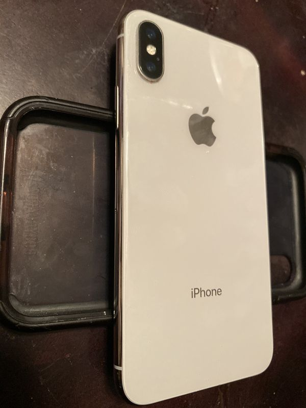 iPhone X. AT&T