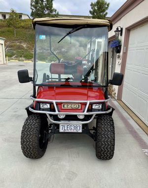 Prestige Condition! Street Legal Golf Cart! for Sale in Oceanside, CA