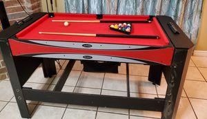 MAJIK 4 in 1 Swivel Game Table for Sale in Houston, TX
