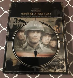 Saving Private Ryan Steelbook Edition for Sale in Reading, PA