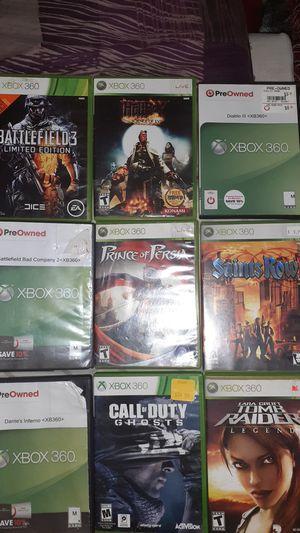Xbox games . Xbox juegos. for Sale in Stockton, CA