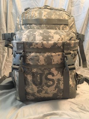 Military 3 day assault backpack for Sale in Asheboro, NC