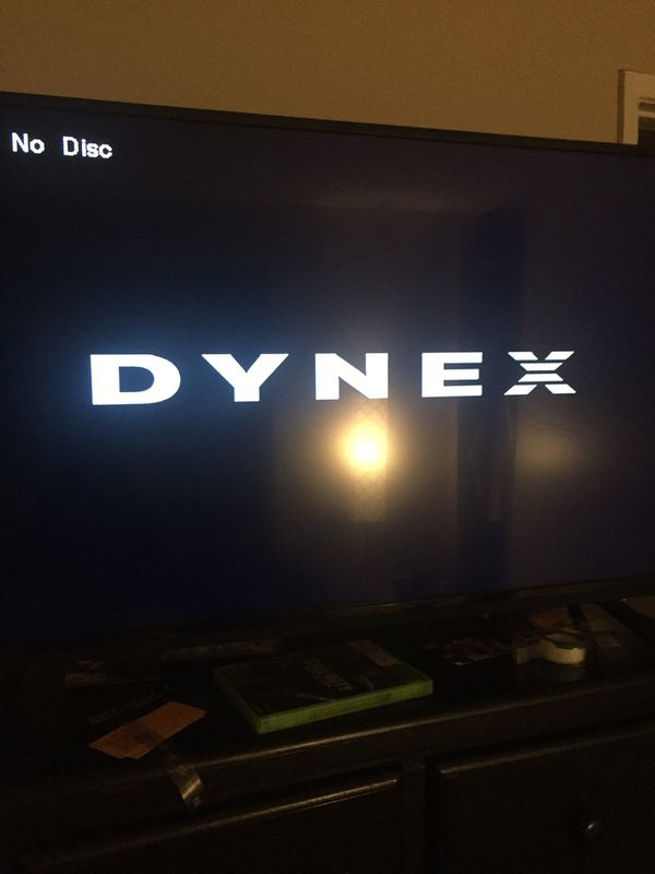 Dynex dvd player