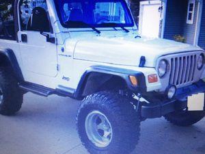 2000 Jeep Wrangler Price$1OOO for Sale in Altadena, CA