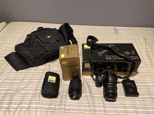 Nikon D3100 DSLR Camera for Sale in Centreville, VA
