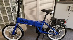 ENZO Electric Bike for Sale in Lighthouse Point, FL