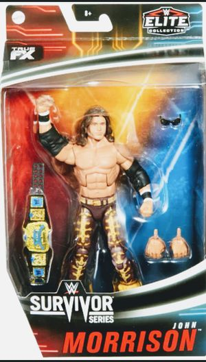New WWE John Morrison Elite Collection Action Figure. for Sale in Apopka, FL