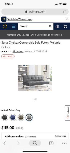 Sofa/futon brand new for Sale in Upper Arlington, OH