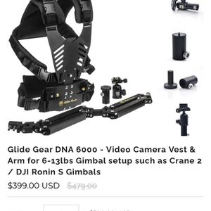 Glide Gear DNA 6000 for Sale in Stanton, CA