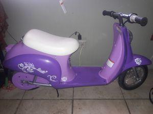Razor motocicleta for Sale in Goodyear, AZ