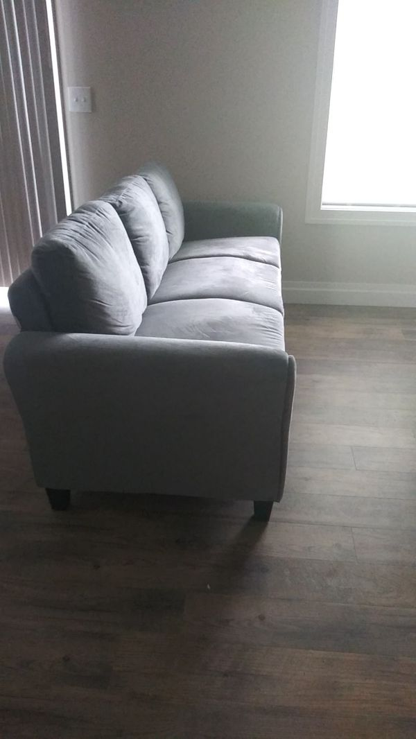 new two couches never used asking $500 for both of them