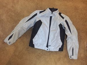 Women's motorcycle jacket, size L for Sale in Portland, OR