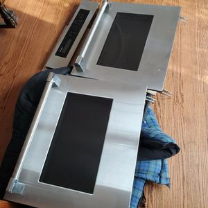 Replacement Stainless Thermador 27in Dbl Oven Doors for Sale in Deerfield, IL