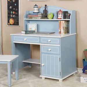 Blue desk set for Sale in Las Vegas, NV