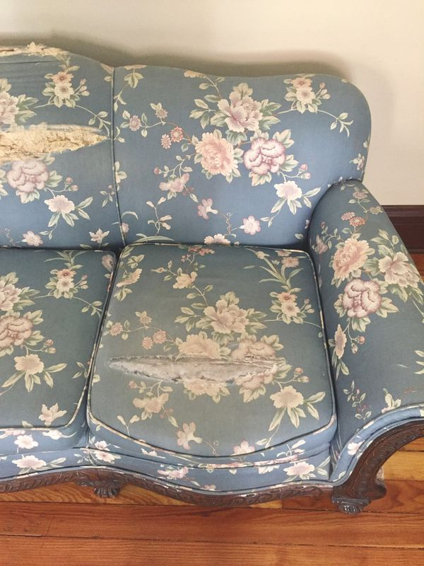 Free Antique Couch