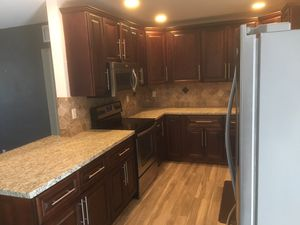 Kitchen cabinets, granite Countertops, dishwasher, and sink with disposal for Sale in Scottsdale, AZ