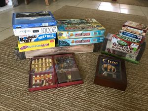 Board games and puzzles for Sale in Wellington, FL