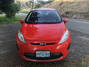 2012 Ford Fiesta SE Hatchback for Sale in The Dalles, OR