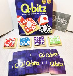 2009 Q-Bitz Visual Dexterity Cubed Game for Sale in Providence,  RI