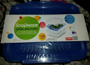 Snapware food storage for Sale in Santa Ana, CA