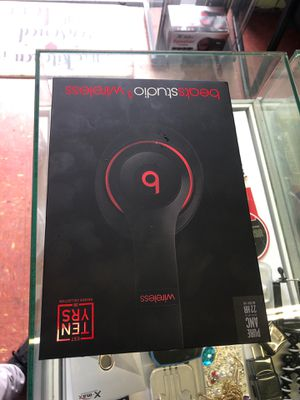 Beats studio 3 wireless _$190 Brand new for Sale in Lemon Grove, CA