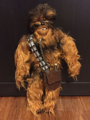 "Star Wars Kenner 1998 Chewbacca in Chains plush 12"" Doll for Sale in Los Angeles, CA"