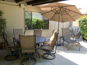 Patio Furniture 10 piece Tropitone for Sale in Scottsdale, AZ
