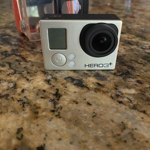 Gopro Hero 3+ With Case, SD Card, Accessories for Sale in Fort Lauderdale, FL