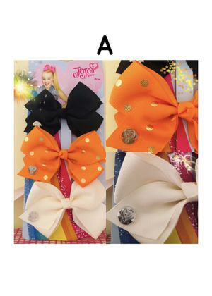 🎀 Jojo Siwa Collection • 3 - 5.6in bows for Sale in Lemont, IL