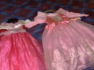 Princess costume kids for Sale in Murfreesboro, TN