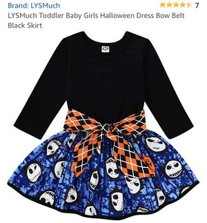 Nightmare before Christmas Dress for Sale in Rancho Cucamonga, CA
