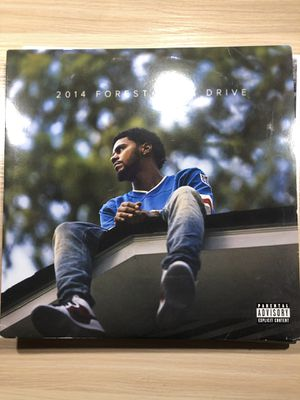 J.Cole Album on Vinyl for Sale in The Woodlands, TX