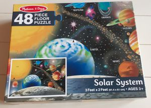 Solar system puzzle for Sale in Ocala, FL