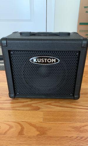 Kustom 10 watt bass amplifier for Sale in Gilroy, CA