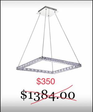 250$TODAY ONLY Brand new chandelier for Sale in St. Louis, MO
