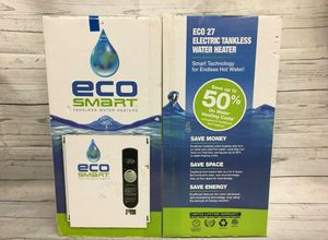 ECO smart 27 tankless water heater for Sale in Lockhart, FL