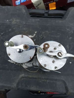 Antique fishing reels for Sale in Portland, OR